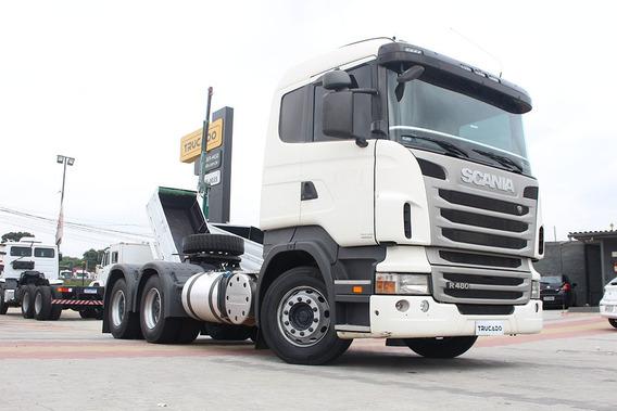 Scania 480 2012 6x4 Bug Pesado = R440 124 420 R340 460