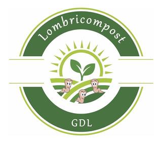 Humus De Lombriz O Lombricomposta Bolsa De 5 Kg