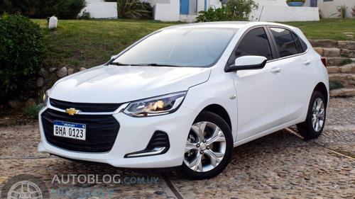 Nuevo Chevrolet Onix Premier I 1.0 Turbo Manual Hatchback Aa
