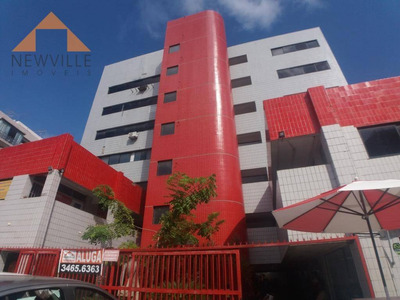 Loja Para Alugar, 44 M² Por R$ 1.600/mês - Boa Viagem - Recife/pe - Lo0027