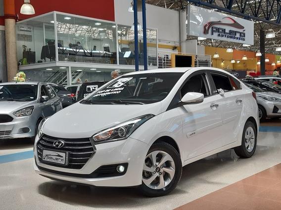 Hyundai Hb20s Premium 1.6 Flex Automático 2016 Top De Linha!