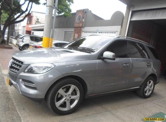 Mercedes Benz Clase Ml 250 Ml 2500 Cdi