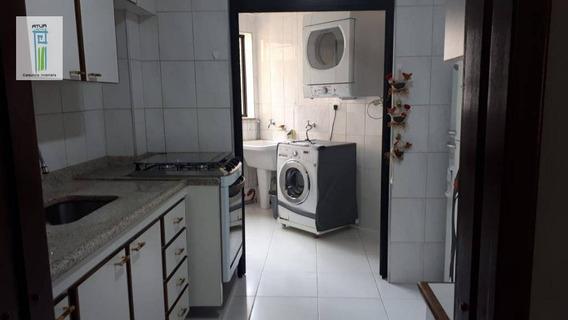 Apartamento Com 3 Dormitórios À Venda, 100 M² Por R$ 500.000 - Vila Paulicéia - São Paulo/sp - Ap0737