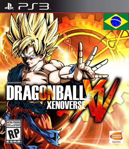 Dragon Ball Xenoverse + Season Pass Ps3 Pt-br