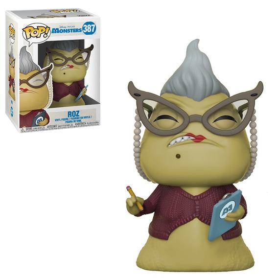 Figura Funko Pop Disney Monsters Inc - Roz 387