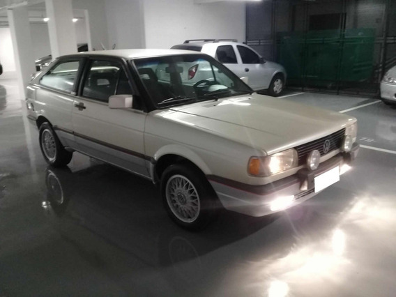 Volkswagen Gol 2.0 Gti 8v Gasolina 1994 Branco.