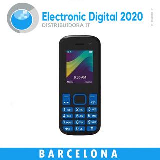 Teléfono Basico Unonu U6 Dual Sim Camara Vga Fm Mp3