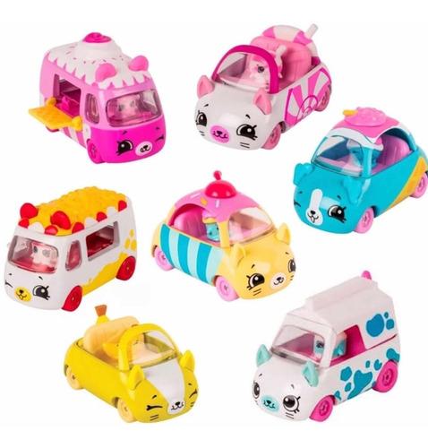 Imagen 1 de 3 de Cutie Cars Shopkins Qt