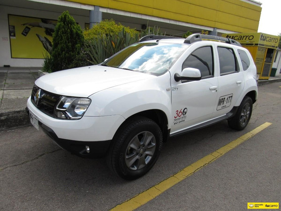 Renault Duster 1.6 Mecanica 4x2