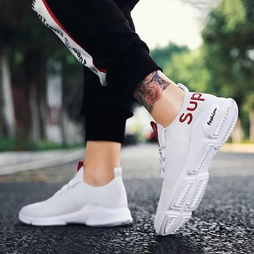 Tenis Para Hombre Zapatos Deportivos Zapatillas , Moda 2021