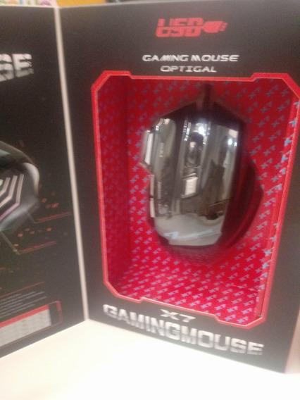 Mouse Gamer Xtrad X7 Usb