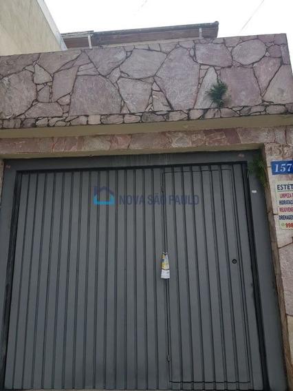 Sobrado Planalto Paulista 5x24 Local Tranquilo, 2 Dormitórios 1 Vaga - Bi24391