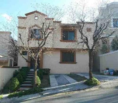 Casa En Renta Col. Jardines Del Paseo, Monterrey, N.l.