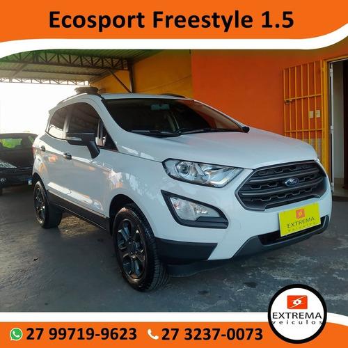 Imagem 1 de 12 de Ford/ecosport Freestyle 1.5 Manual M:2018
