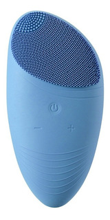 Cepillo Facial Limpiador Exfoliante Recargable Eléctrico Masaje Ultrasónico De Silicon Impermeable Intensidad Variable