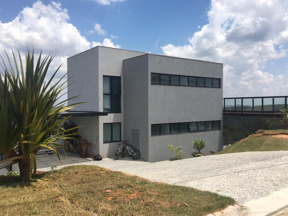 Casa Nova 430 M³ Área Construída, Condomínio Eco Casa Branca - 784