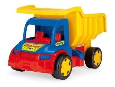 Camión  Wader Quality Toys