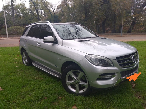 Mercedes-benz Ml 2012 3.5 Ml350 4matic Sport W164