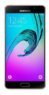 Celular Samsung Galaxy A5 2016 Dourado Usado Seminovo Mt Bom