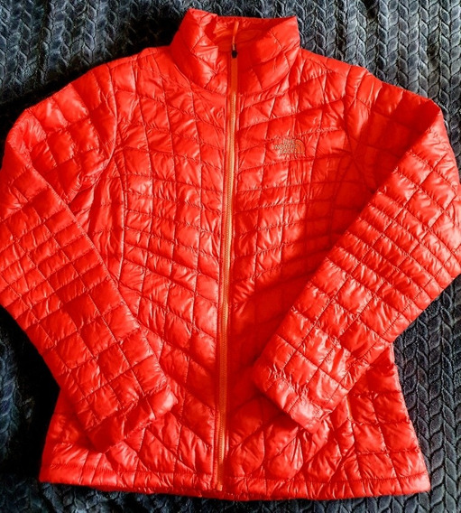 Campera The North Face Thermoball Mujer Talle M, Impecable