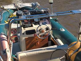 Bote Semirrigido Callegari Ocean 46 Con 55 Hp