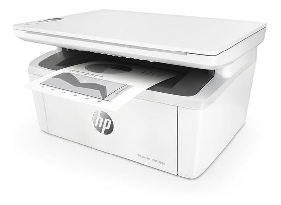 Impressora Multi Funcional Laserjet Mfp M28w
