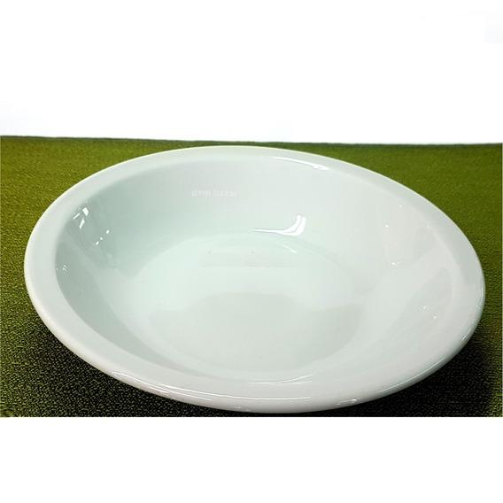 Plato Hondo 200mm. Porcelana Tsuji Linea 450 De Primera