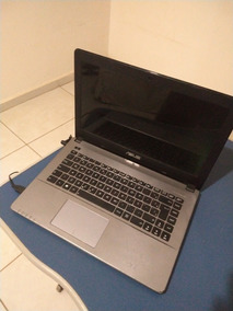 Notebook Asus Série X Modelo X450c