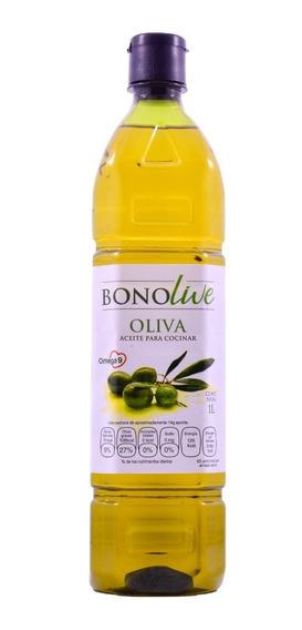 Aceite De Oliva Orujo Bonolive Para Cocinar 1 Litro