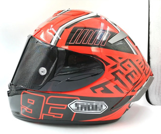 Casco Motociclista Marc Marquez Talla L Hormiga 93