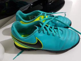 2157662015 Chuteira Infantil Tamanho 24 - Chuteiras Nike para Infantil no ...