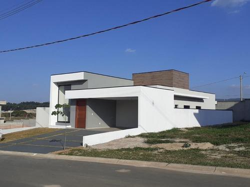 Casa Com 3 Dormitórios À Venda, 165 M² Por R$ 760.000,00 - Condomínio Gran Ville São Venâncio - Itupeva/sp - Ca0569