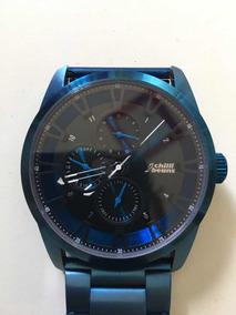 Relógio Chilli Beans Azul