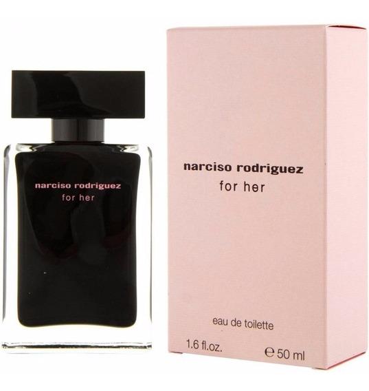 Narciso Rodriguez For Her Eau De Toilette Edt 50 Ml Feminino