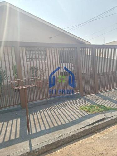 Casa Com 3 Dormitórios À Venda, 150 M² Por R$ 350.000,00 - São Francisco - São José Do Rio Preto/sp - Ca2486