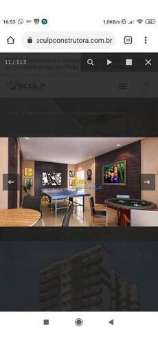 Imagem 1 de 23 de Apartamento Com 2 Dormitórios À Venda, 127 M² Por R$ 460.000,00 - Canto Do Forte - Praia Grande/sp - Ap15579