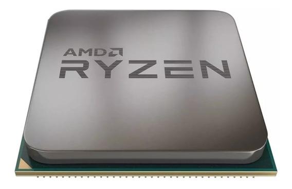 Micro Procesador Amd Ryzen 3 2200 3.4ghz Quad Core Am4 Box