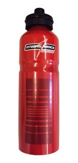 2 Garrafas De Alumínio Vermelha - Integralmédica