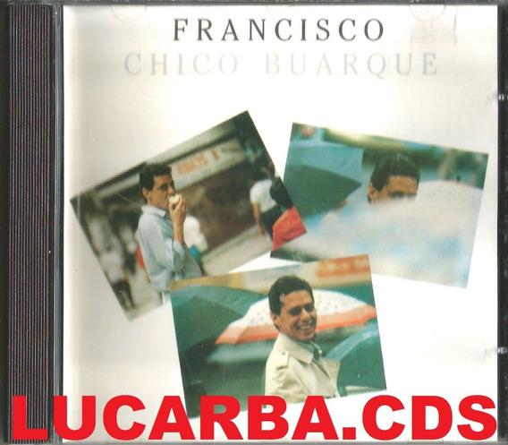 Cd - Chico Buarque - Francisco