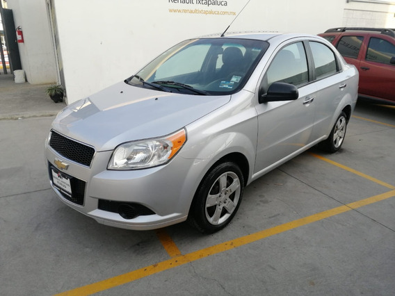 Chevrolet Aveo Sedan Tm 2012 (149646)