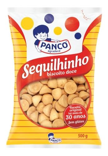 Sequilhinhos Panco 500 Grs Sequilhos.