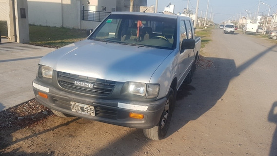 Isuzu Ltd 2.8 Turbo D Cabina