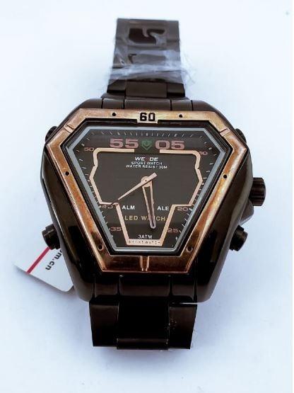 Relógio Masculino Weide Wh1102 De Pulso