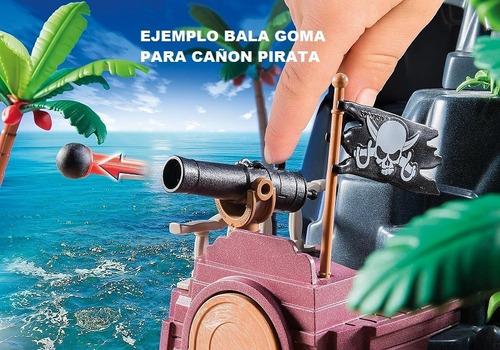 Playmobil Cañón Pirata Medieval