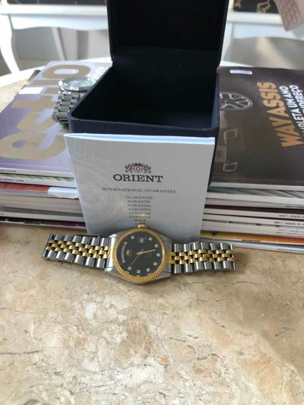 Relógio Orient Modelo Presidente Automático