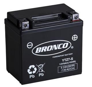 Bateria Moto Ytz7-s De Gel Motoscba