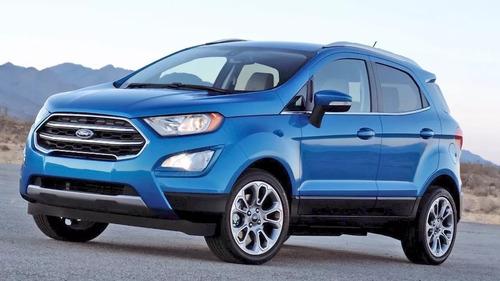 Ford Ecosport Se Manual Ya Podes Tener Tu 2021!!!