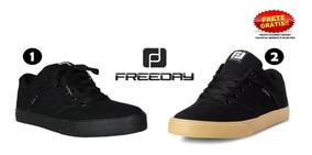 Tênis Freeday Flip Vulc Eco Unissex Original