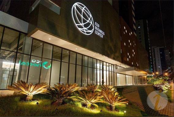 Sala À Venda, 36 M² Por R$ 275.000,00 - Miramar - João Pessoa/pb - Sa0204