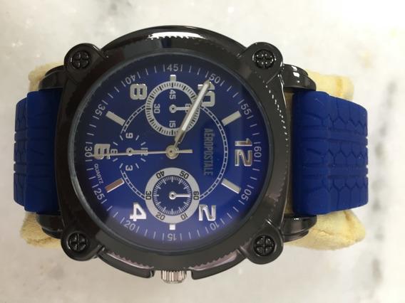 Relógio Aeropostale Azul - Pronta Entrega